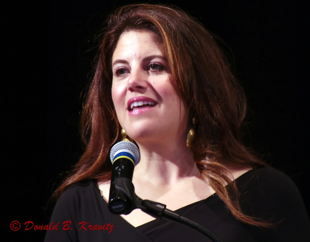 Monica Lewinsky Speaks at the Womens Forum - Shore Local